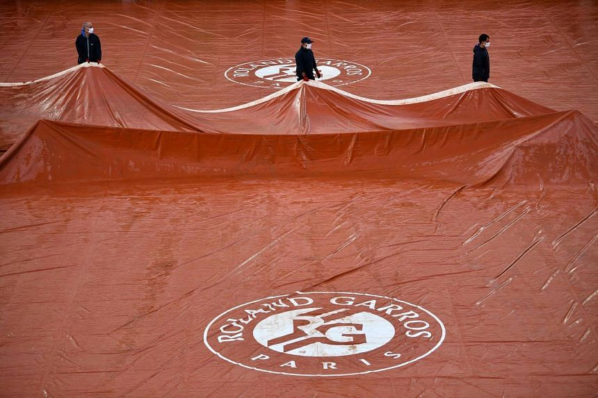 This year's French Open, which was delayed by a week, is set to start on May 30.