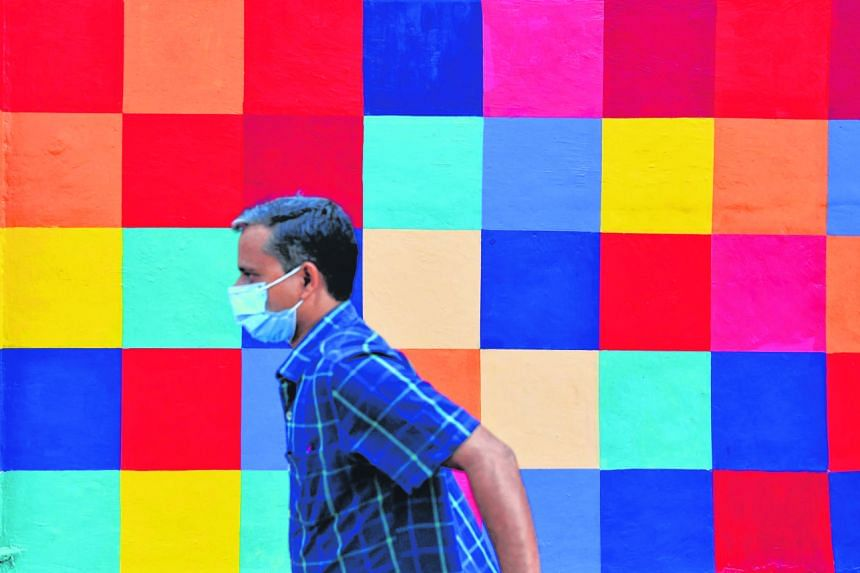 Murals (left, top and above) by members of Aravani Art Project, a women and trans-women art collective raising awareness of the friendship between trans-women and women in public spaces, in Mumbai. Founded by Indian artist Poornima Sukumar in 2016, t