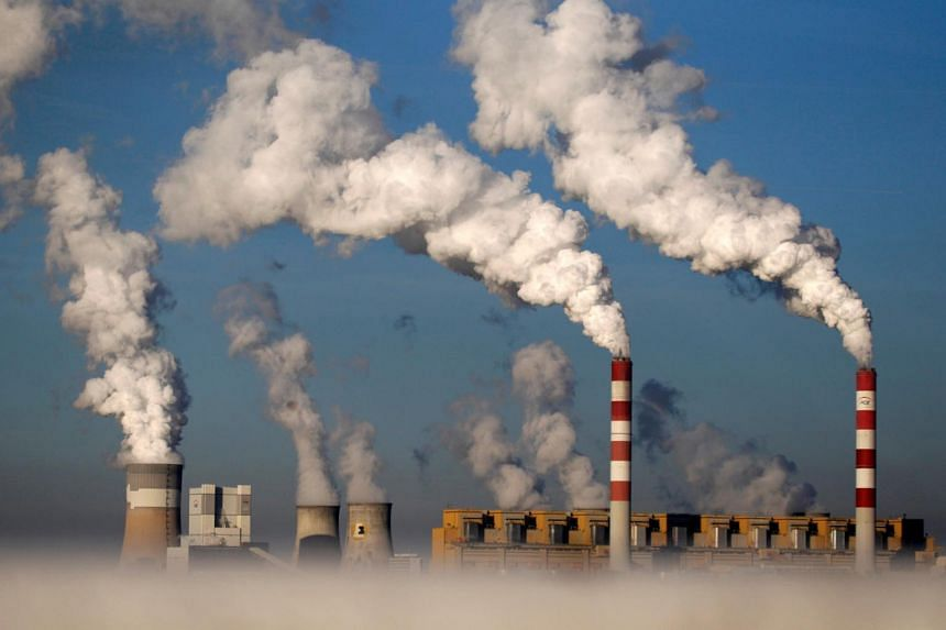 The cost of pollution in the European Union exceeded $80 per metric tonne for the first time.