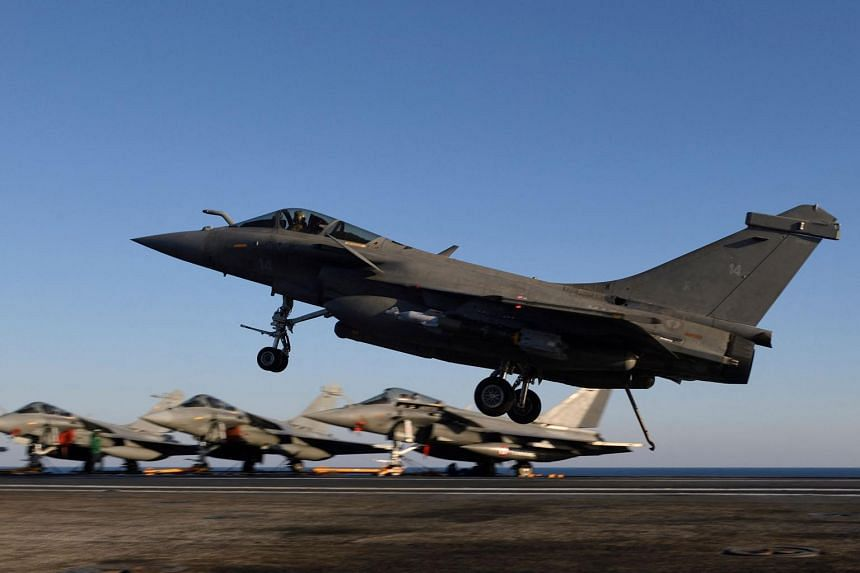 The order, which follows the 2015 purchase of 24 Rafale jets, will be financed through a 10-year loan.