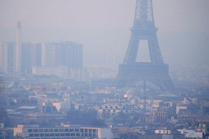 France is aiming to meet its target of reducing its greenhouse gas emissions by 40 per cent compared with 1990 levels by a deadline of 2030.