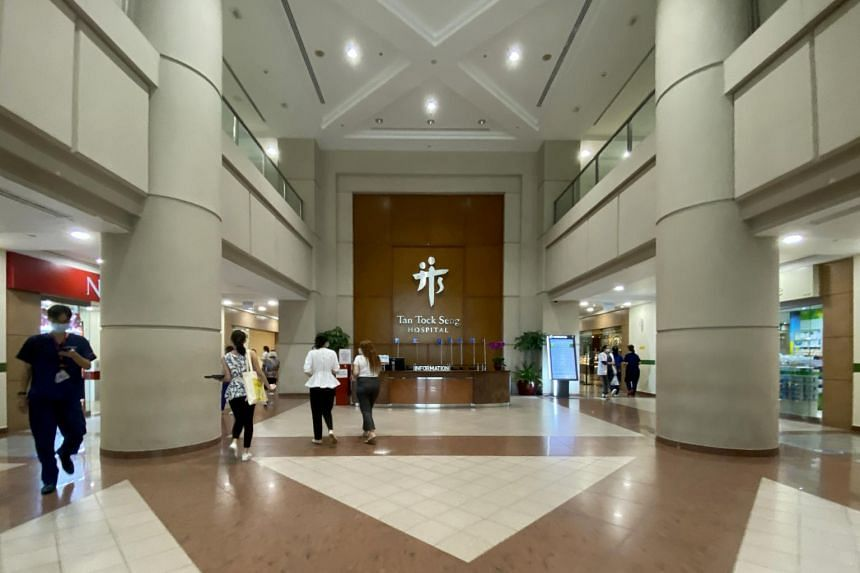 The cluster at Tan Tock Seng Hospital now numbers 40 people.