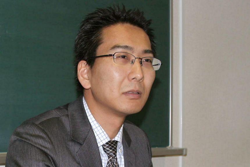 Freelance reporter Yuki Kitazumi was arrested last month.