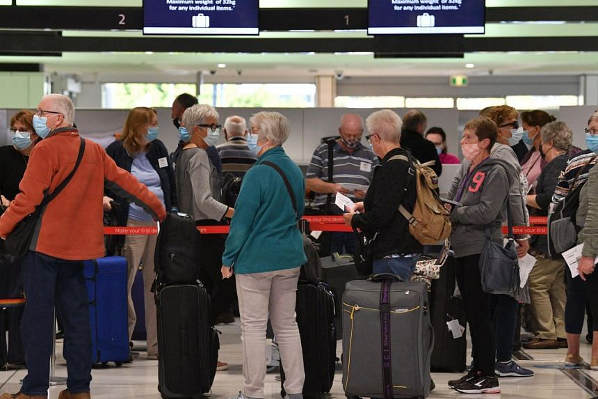 There is a blanket ban on travel to-and-from the country unless an exemption is secured.