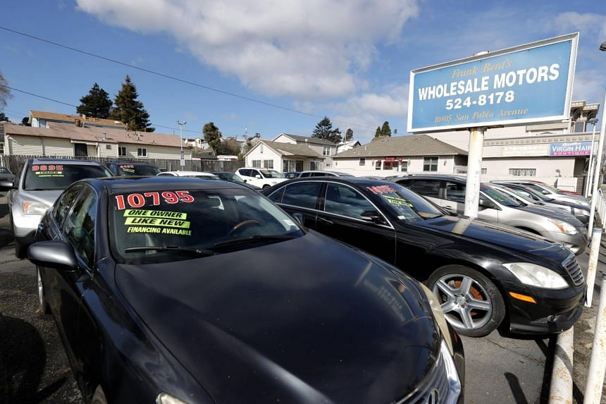 The demand is sending used-car costs soaring.