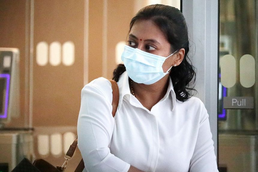 Nachammai Selva Nachiappan allegedly hurt her maid with a hot ladle just 11 days after the Myanmar national started working for her family.