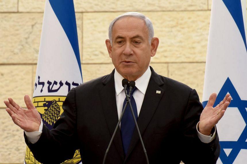 Israeli Prime Minister Benjamin Netanyahu is on trial for corruption.