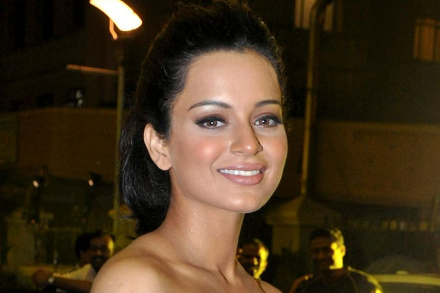 Kangana Ranaut issued a tweet in which she urged Mr Modi to resort to gangster tactics.