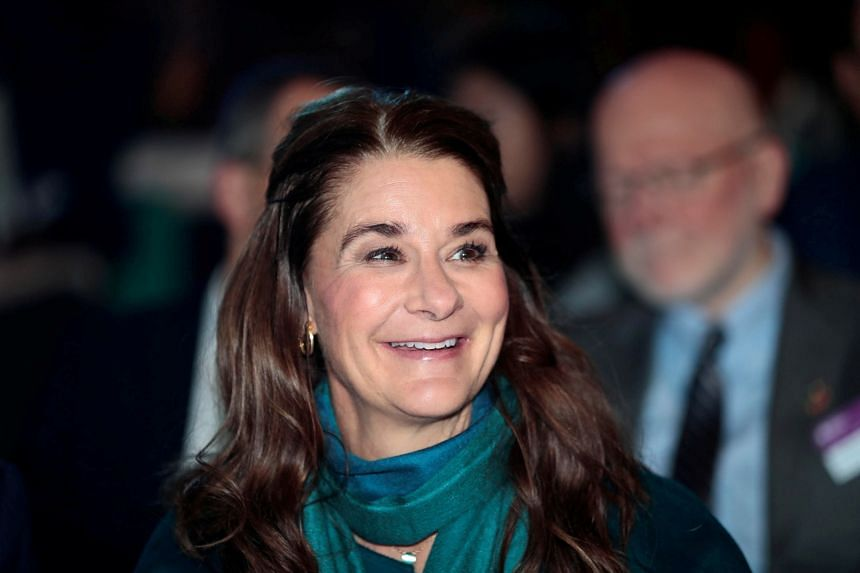 Ms Melinda Gates said governments were waking up to arguments that the global economy needs to be vaccinated.