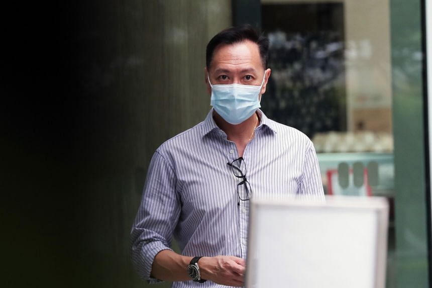 Simon Chua Heng Huat offered to compensate the victim's family from his own pocket but they turned his offer down.