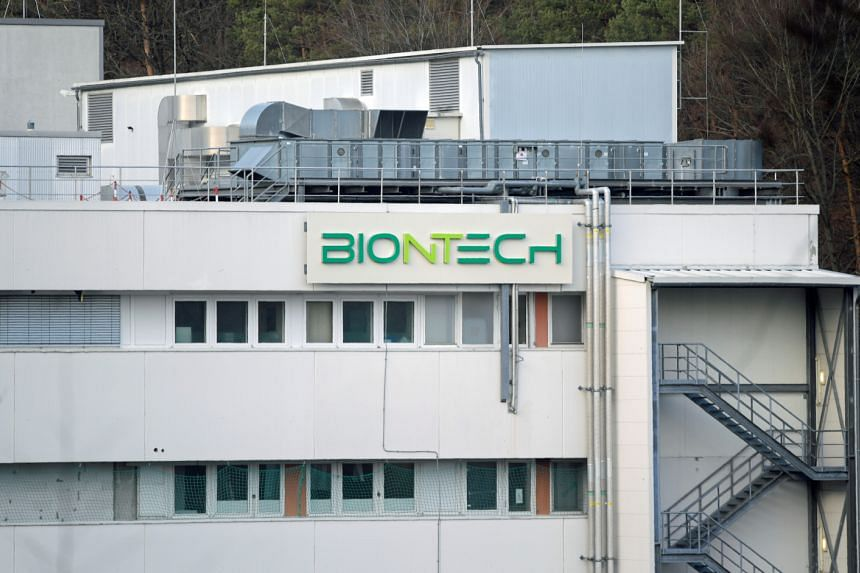 The German company was among the top gainers as the biotech sector regained lost footing and optimism about economies reopening bolstered stocks.