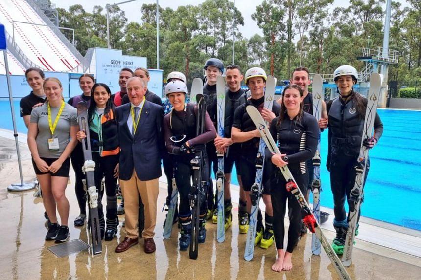 Australia's top freestyle skiers put the A$6.5 million (S$6.7 million) Geoff Henke Centre in Brisbane to the test.