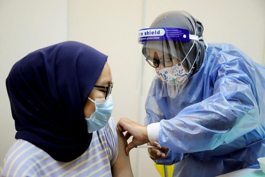 Phase three of Malaysia's vaccination programme could be delayed if vaccine supplies do not arrive.