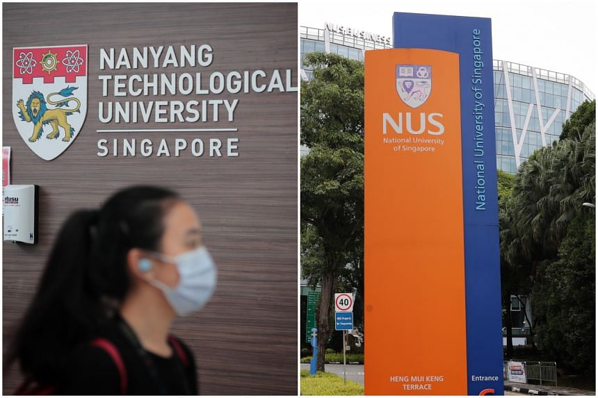MOH informed the NTU and NUS students that they were nominated by their universities to receive the vaccination, on May 5, 2021.