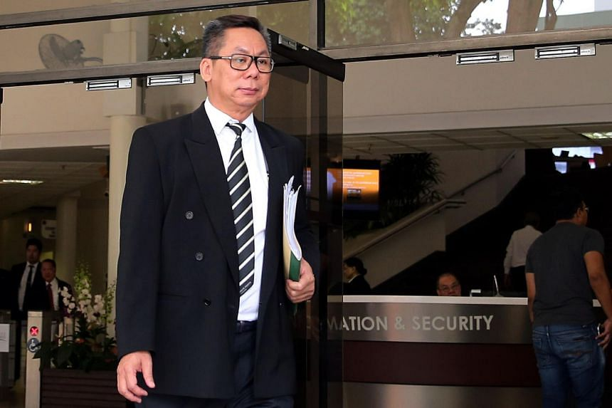 In 2018, Edmund Wong had been suspended for five years for professional misconduct.