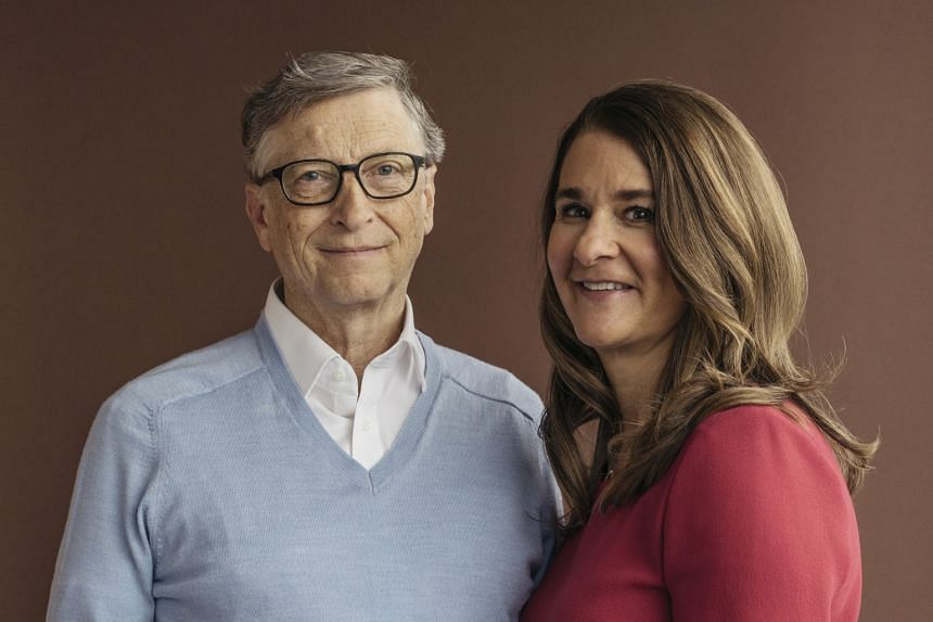 Microsoft co-founder Bill Gates and his wife Melinda, who are behind one of the world's largest private charitable foundations, command an estimated US$146 billion (S$195 billion).