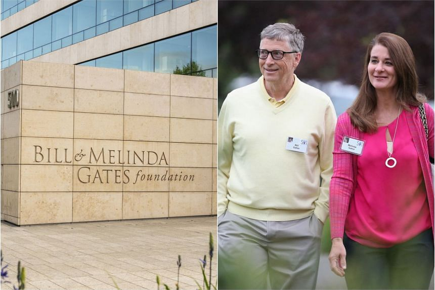 Bill and Melinda Gates are co-chairs of the Bill & Melinda Gates Foundation, which was launched in 2000.