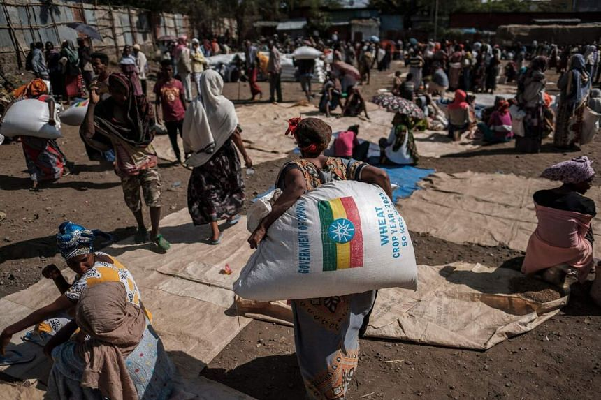 Conflict and insecurity remain the largest causes of hunger, responsible for almost two-thirds of those facing food crises.