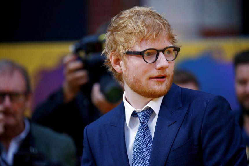 Ed Sheeran is a fan of Ipswich Town.
