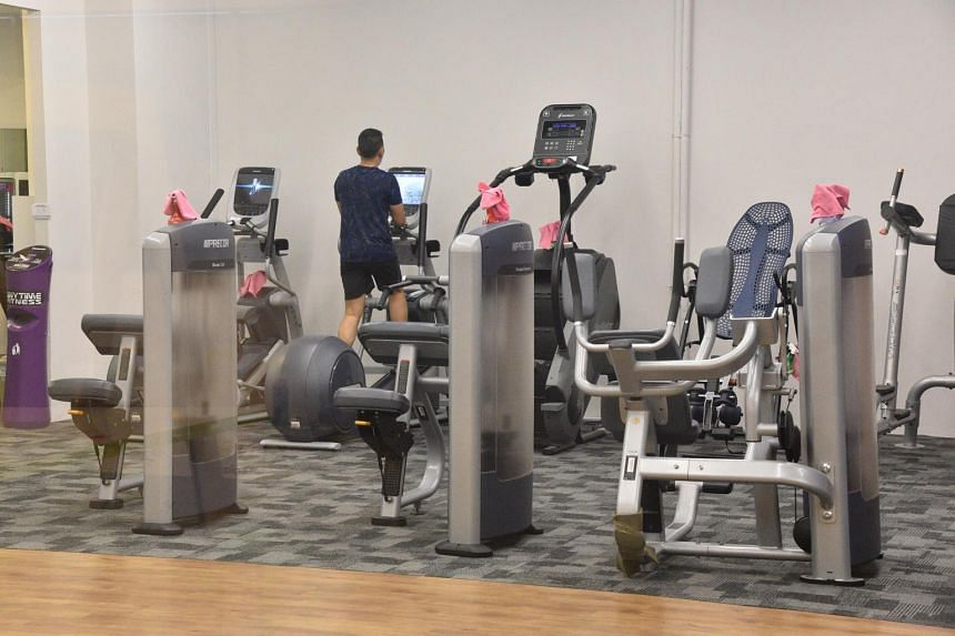 The closures will apply to all public and private gyms and fitness studios.