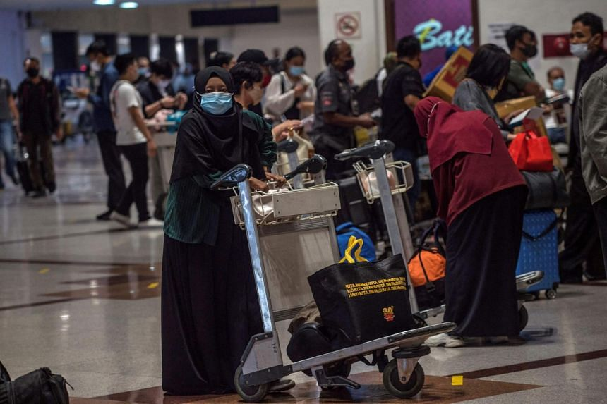 The ban on travel by air, land, sea and rail is in place between May 6 and 17.