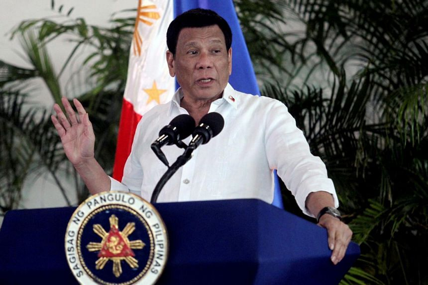 Philippine President Rodrigo Duterte's latest remarks appear to be aimed at appeasing China.
