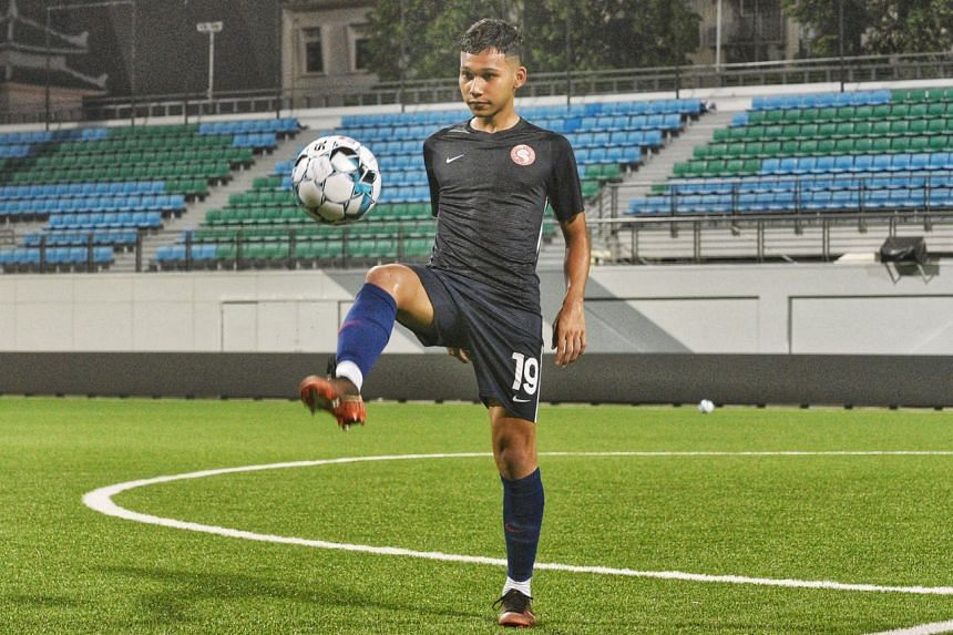 Young Lions forward Khairin Nadim is determined to make it to Vietnam as he seeks a spot at the 2021 SEA Games.