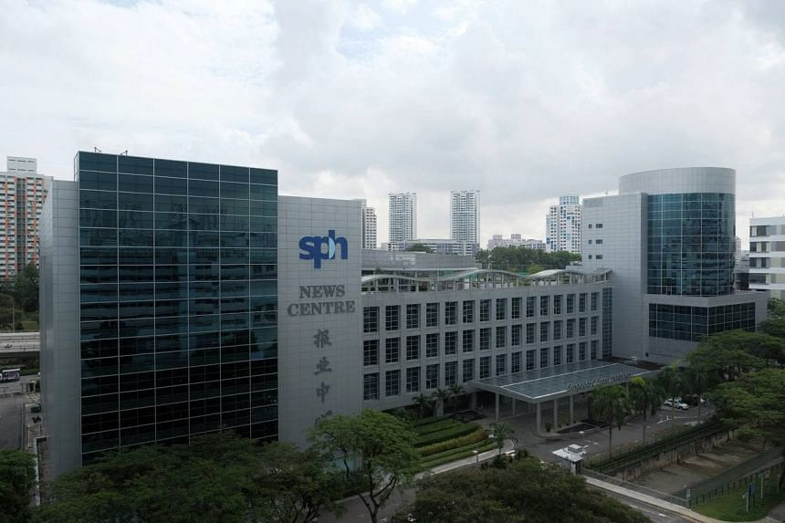 SPH announced that it was restructuring its media business into a not-for-profit entity on May 6, 2021.