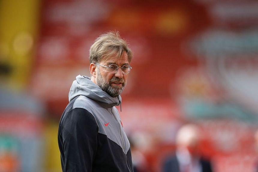 Klopp accepts that Liverpool have fallen short.