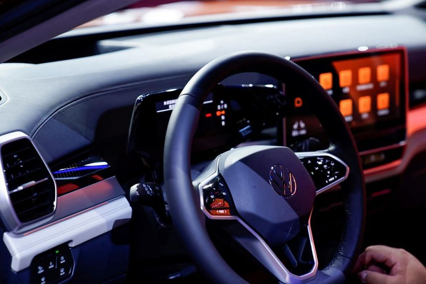 A vehicle's directional control is a mechanically linked set-up from steering wheel to front wheels.