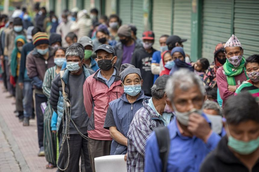 Nepal has been witnessing an unrestrained surge in Covid-19 cases since April 18.