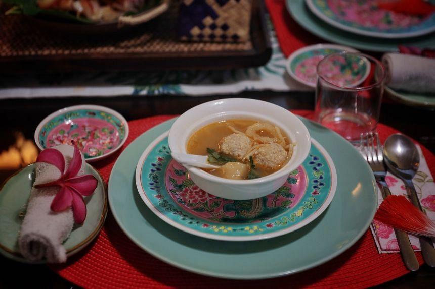 Linda Ng's Her Peow Soup.