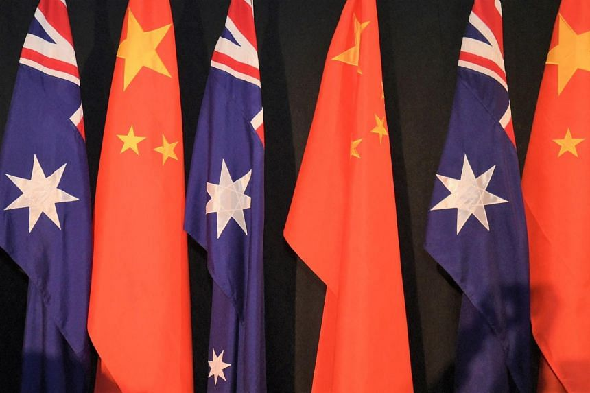 """China's state economic planner said that it decided to """"indefinitely suspend"""" all activities under the China-Australia Strategic Economic Dialogue."""