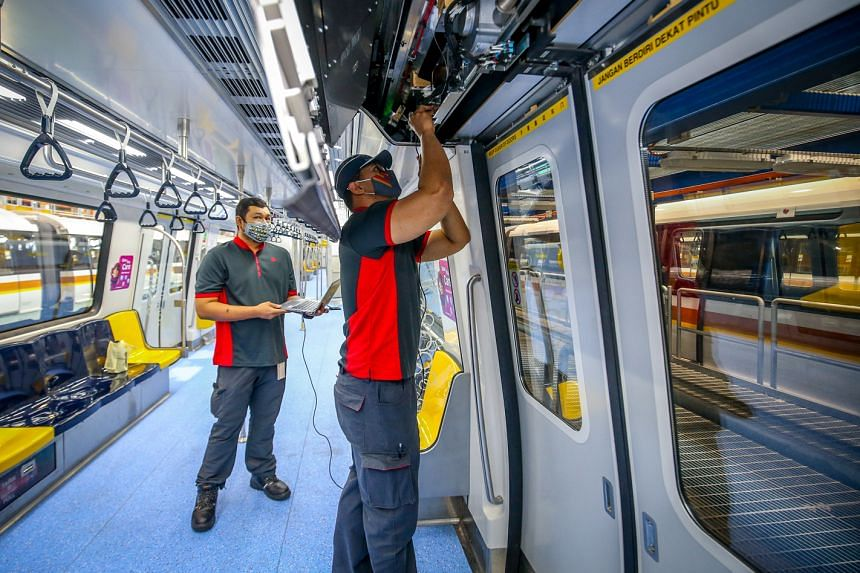 Rail operator SMRT is among the first to apply for the new National Workplace Learning Certification.