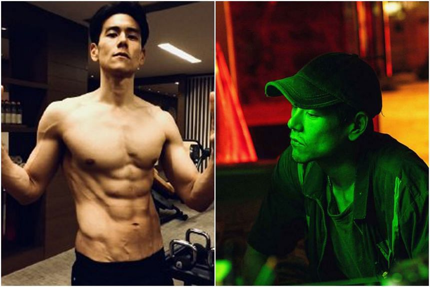 Eddie Peng reportedly prepared for the role by losing a lot of weight.