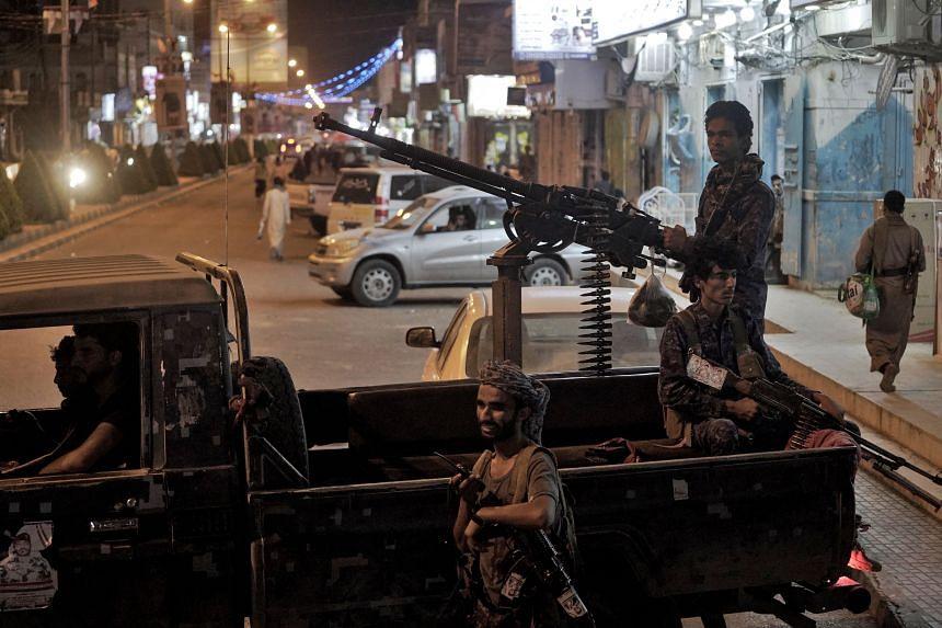 Iraq convened indirect talks between Saudi Arabia and Iran, with a focus on Yemen's war.