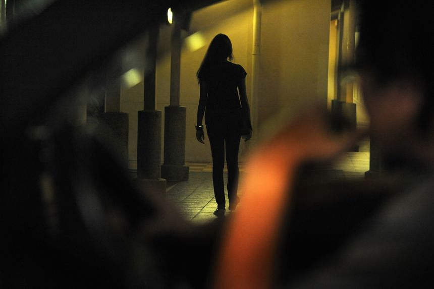 The police told The Sunday Times that from 2016 to last year, there was an average of about 50 cases of unlawful stalking here each year.