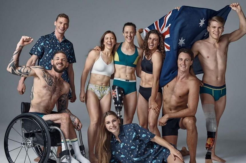 A promotional photo shoot with team sponsor Jockey did not feature any athletes of colour.