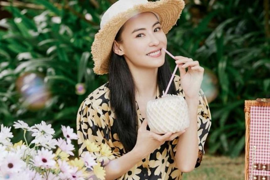 Hong Kong star Cecilia Cheung said her eldest son, Lucas, had often complained that she spoke too loudly.
