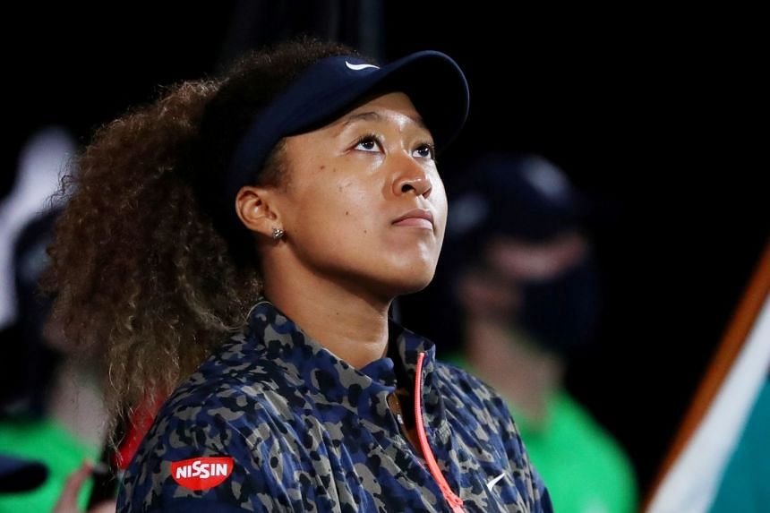 """Naomi Osaka said staging the Games should remain a topic of discussion as long as the subject was """"making people very uncomfortable""""."""