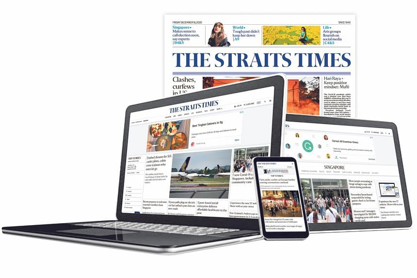 SPH's efforts to build its digital capabilities and grow its readership have been recognised internationally.