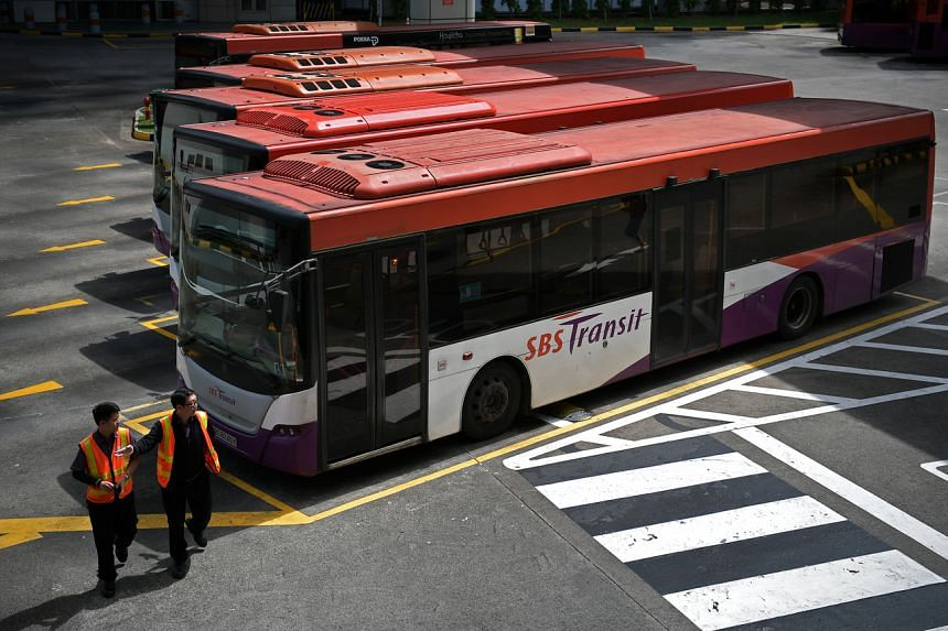 SBS Transit said it has observed a gradual pick-up of daily ridership on both the Downtown Line and North-East Line.