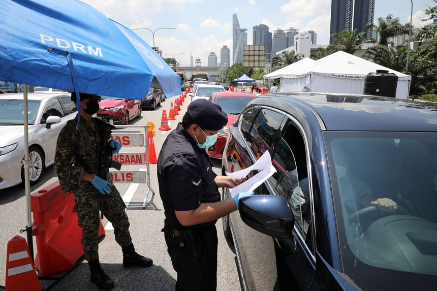 Malaysia's third major shutdown since the pandemic started aims to stem the surge in Covid-19 cases in the country.