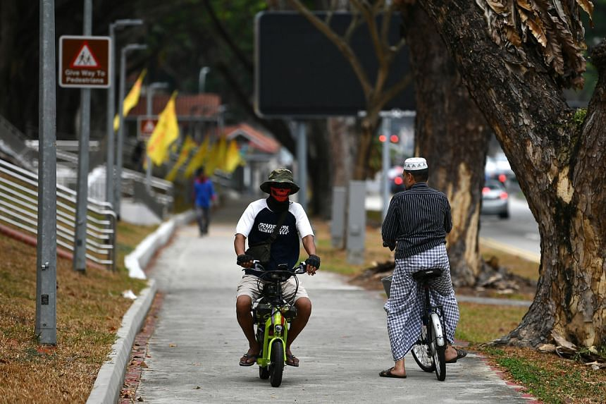 The new laws will enable the authorities to implement a single theory test for PAB riders on both roads and cycling paths.