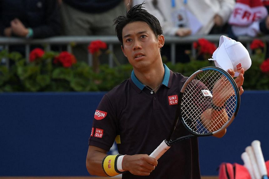 Kei Nishikori added that there was still time before a decision had to be made.