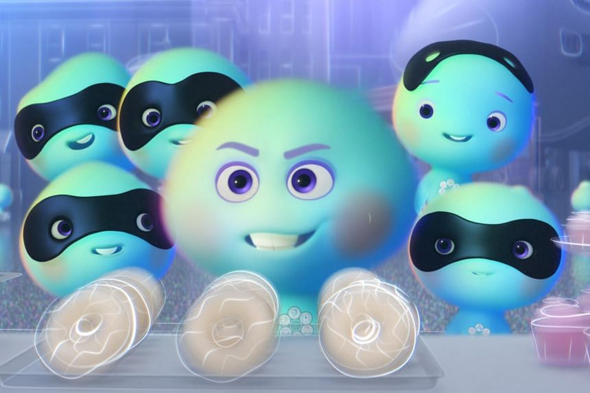 The new animated short, 22 Vs Earth, is now streaming on Disney+.
