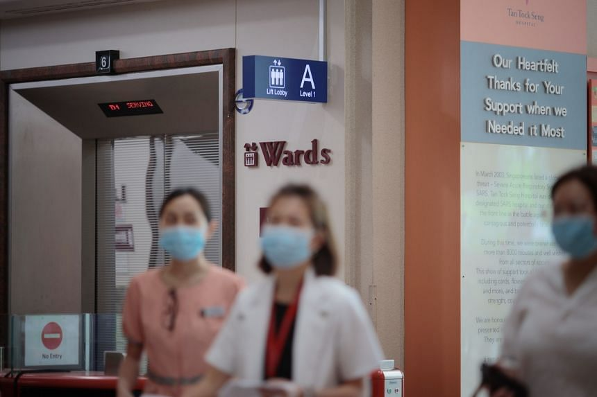 Such incidents of discrimination have emerged after a growing cluster of Covid-19 cases formed at Tan Tock Seng Hospital.