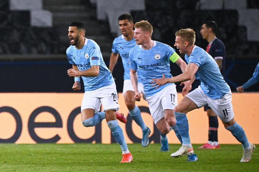 Football Man City S New Generation Lay Foundation For Golden Era Football News Top Stories The Straits Times