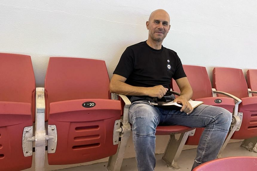 Abbas Saad will be attached to Geylang International as an assistant coach.