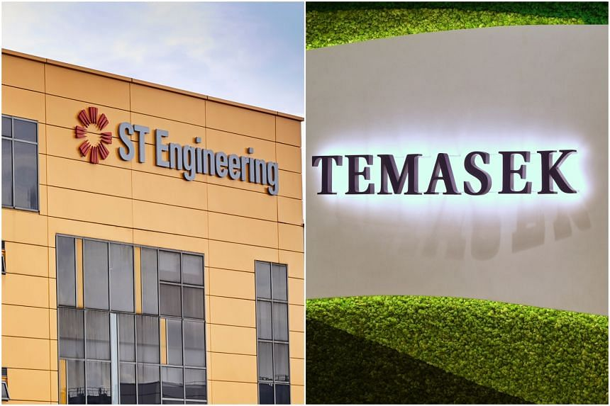 The ST Engineering and Temasek joint venture will aim to build a US$600 million (S$795.6 million) portfolio of mostly narrow-body planes over the next five years.